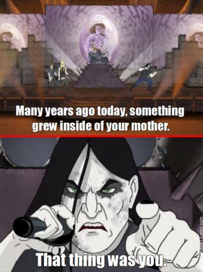 Heavy Metal Birthday Memes - 12 best happy birthday heavy metal style images on pinterest happy birthday greetings