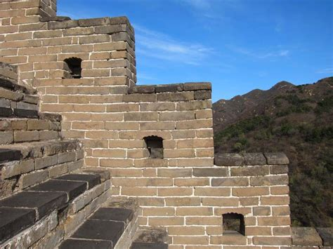 great wall sections qinglongqiao great wall pictures