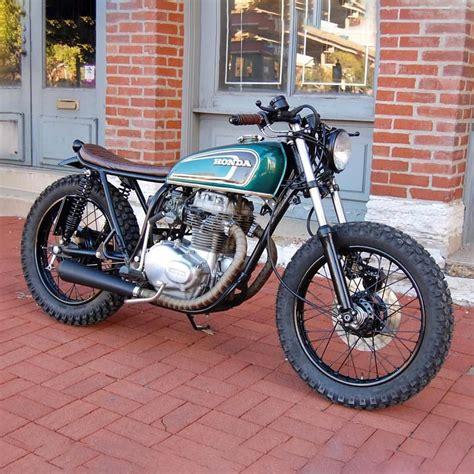 Honda Motorrad Ffb by Cafe Racer Pasi 243 N Moto Motorr 228 Der Umbau