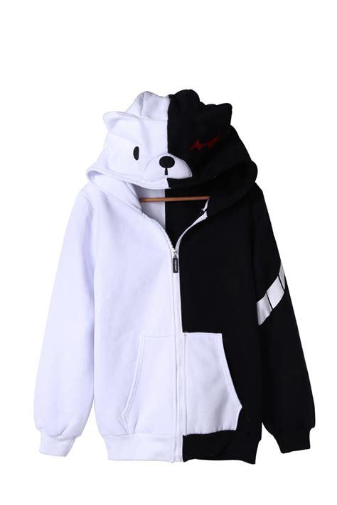 Jaket Uber Hoodie Zipper Anime free shipping danganronpa costumes zipper hoodie
