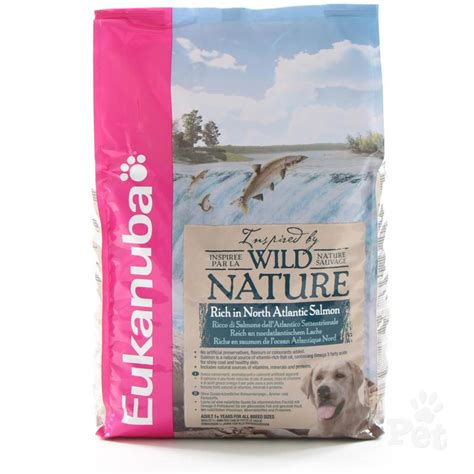 salmon puppy food eukanuba salmon rice food