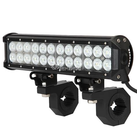 light bar mounts for trucks pair offroad vehicles trucks billet aluminum light bars