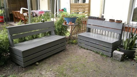 how to add a back to a bench 25 awesome garden storage ideas for crafty handymen and