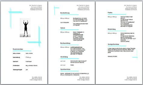Lebenslauf Muster Word Gratis Lebenslauf Muster Word Kostenlos Kostenlose Anwendung
