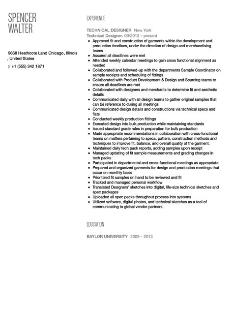 technical support resume sample manuden