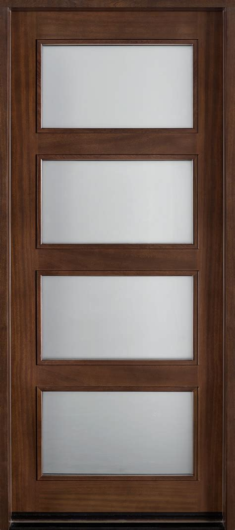 Exterior Contemporary Doors Modern Exterior Doors Contemporary Series Solid Wood Doors In Stock At Doors For Builders