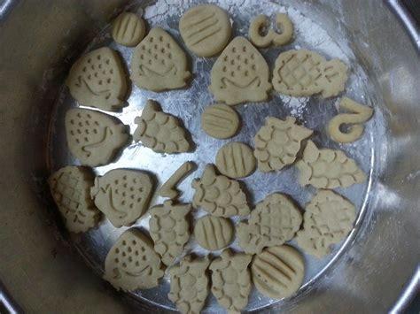 mudah buat biskut bayi homemade sesuai