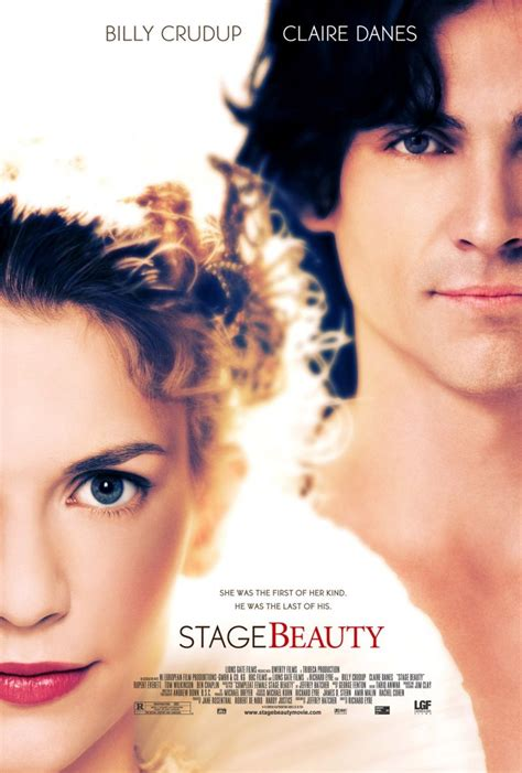 claire danes stage beauty stage beauty 2004 claire danes and billy crudup are both