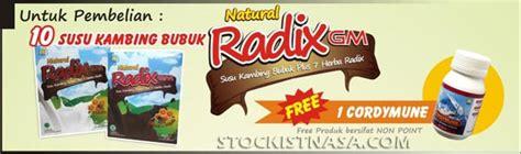 Radix Gm Rasa Maducoklat Nasa bulan promo produk baru nasa mei juni 2013