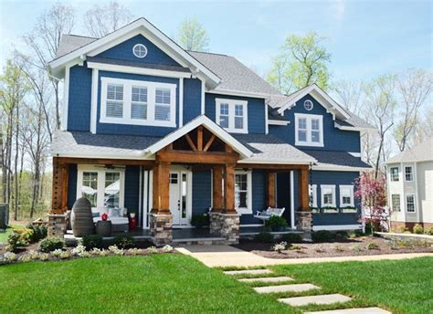 blue green exterior paint best 25 blue houses ideas on blue house