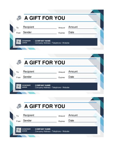 sports fitness gift certificate templates word publisher