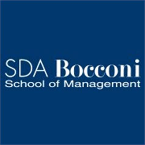 Sda Bocconi Mba Application Process by Sda Bocconi