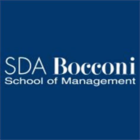 Sda Bocconi And Nyu Mba by Sda Bocconi