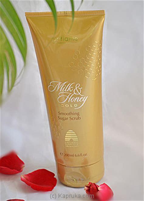 Scrub Oriflame oriflame milk honey gold smoothing sugar scrub ebay