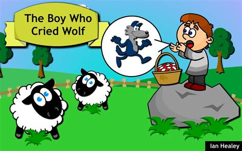 printable version of the boy who cried wolf boy who cried wolf clipart printable