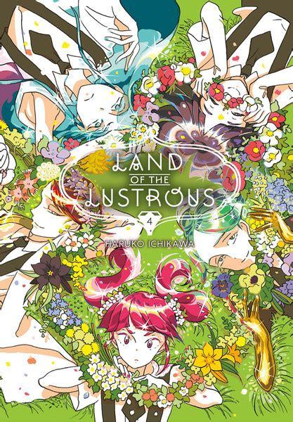 land of the lustrous 4 land of the lustrous volume 4