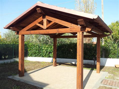 gazebo in muratura gazebo in legno legnonaturale inside muratura 77