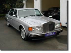 Rolls Royce Silver Spur 2 1990 Rolls Royce Silver Spur Ii