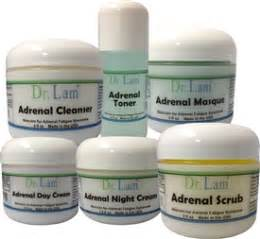 supplement clinic dr lam s adrenal skin care kit
