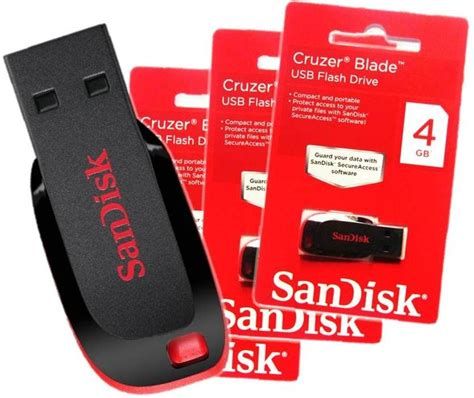 Flashdisk Sandisk Cruzer Blade 4gb jual sandisk cruzer blade 4gb cz 50 best memory