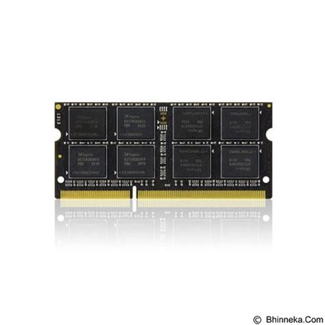 Memory Sodimm 4gb Harga jual team elite sodimm 4gb ddr3 pc 12800 ted3l4g1600c11