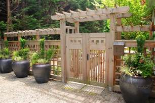 wood fence ideas for backyard wooden fence designs hgtv
