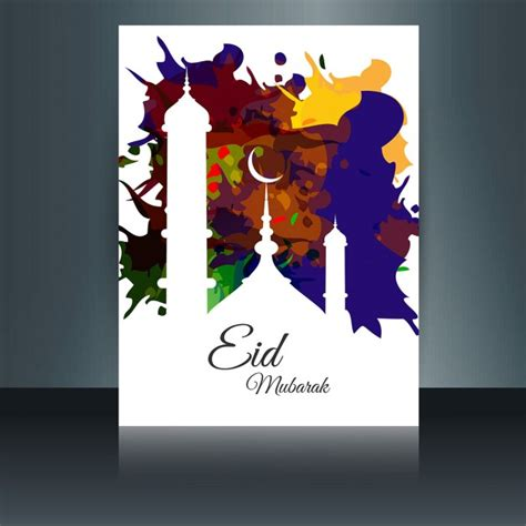 eid card templates psd eid card templates psd studio design gallery best