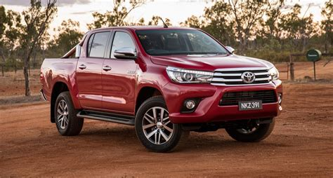Toyota 4x4 2016 Toyota Hilux Sr5 Review Loaded 4x4
