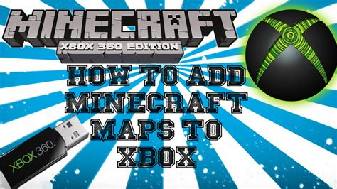 how to install custom maps in minecraft how to install minecraft xbox 360 custom maps voice