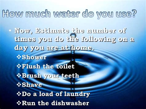 Which Uses More Water A Bath Or A Shower save water