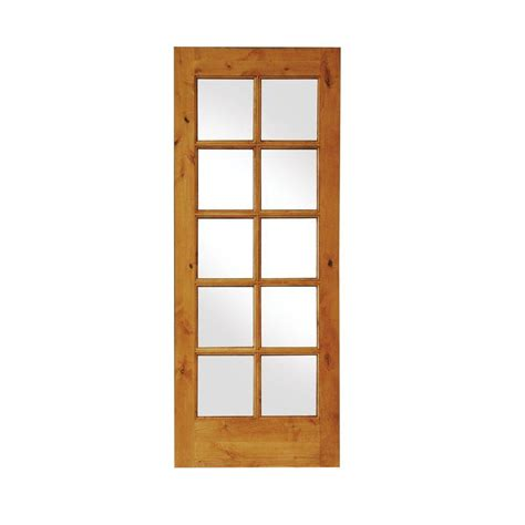 home depot wood doors interior krosswood doors 28 in x 80 in rustic knotty alder 10