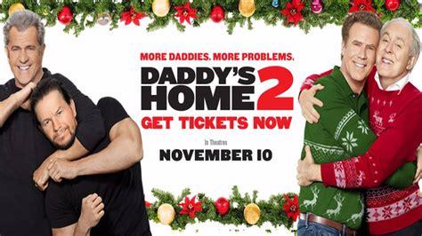 daddys home 2 s home 2 new trailer poster zay zay