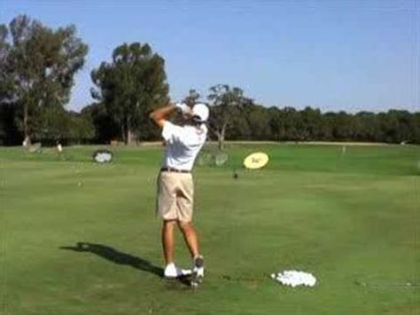 stanford swing stanford golf team joseph bramlett s swing youtube
