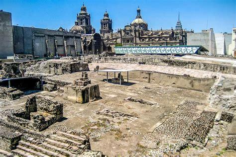 imagenes de ruinas aztecas m 233 xico la ruta azteca m 225 s enigm 225 tica fundaci 243 n de m 233 xico