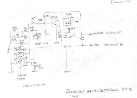 mi generador no genera electricidad yoreparo
