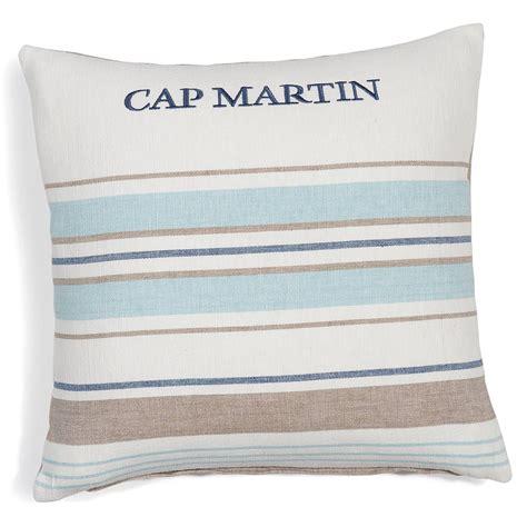 fodera cuscini fodera di cuscino cap martin maisons du monde