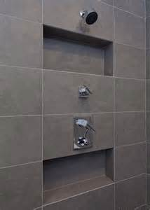 bathroom niche shower spa bathrooms tile showers built shelves and niches diy ideas