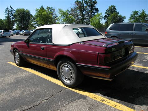 1987 ford mustang 1987 ford mustang convertible bramhall classic autos
