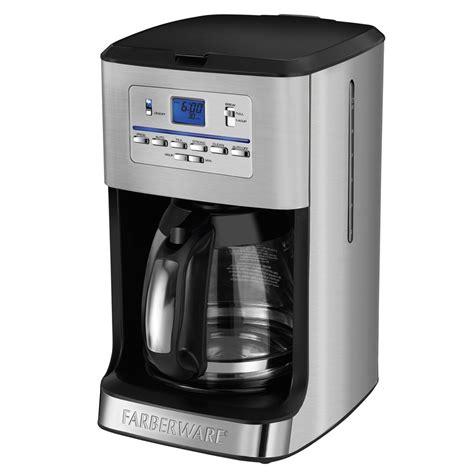 coffee maker coffee  tea maker farberware