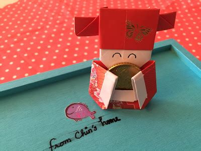 New Year Paper Folding - from chin s home february 2015