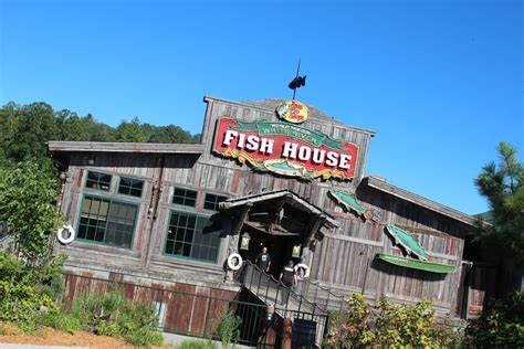 Panoramio Photo Of White River Fish House Branson Mo