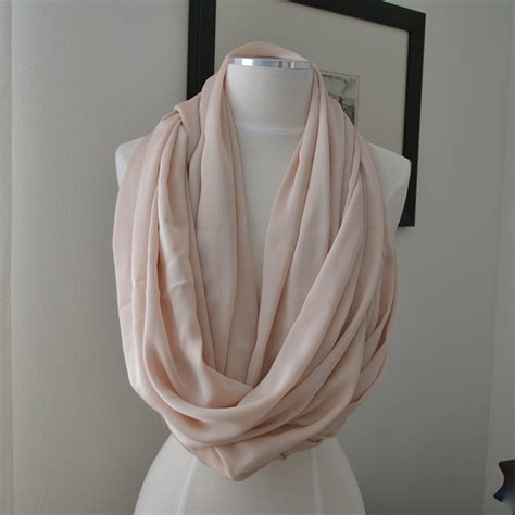 diy no sew infinity scarf the fab and frugal miami