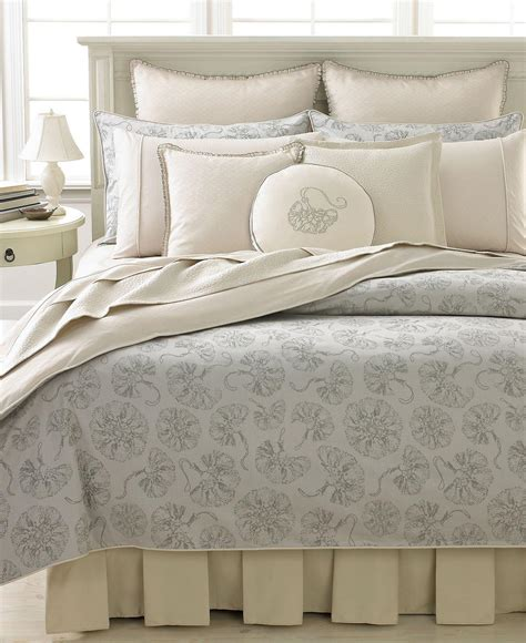 macy s bedspreads and comforters barbara barry bedding sachet collection from macy s the