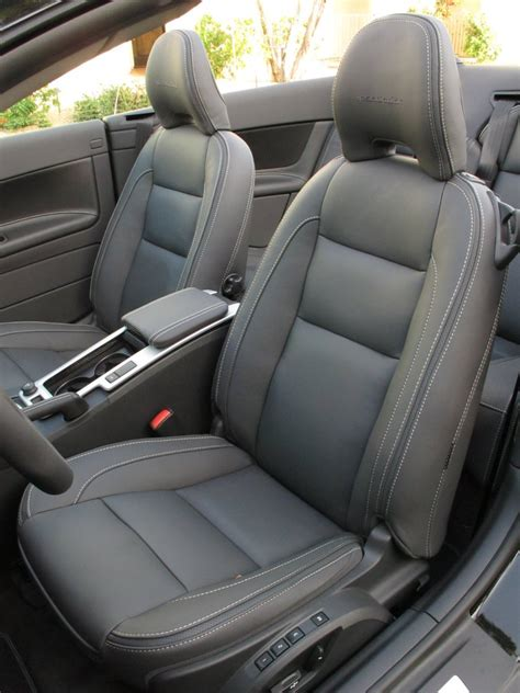 Volvo Car Seats by Hedonist Vs Frugalist 2012 Volvo C70 The About Cars