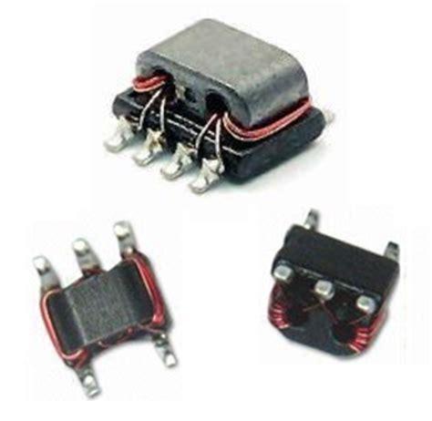 common mode choke surface mount smd common mode power line choke filters