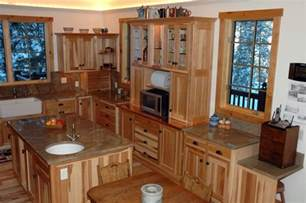 Knotty Hickory Kitchen Cabinets knotty hickory kitchen cabinets unfinished kitchen cabinet doors
