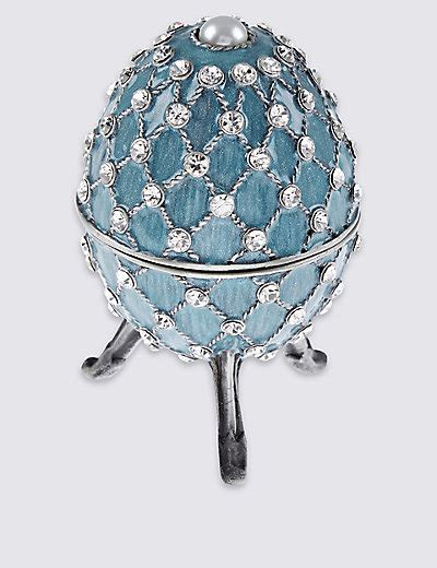 Gustavs Gift Card - gustavs egg diamant 233 encrusted trinket box m s