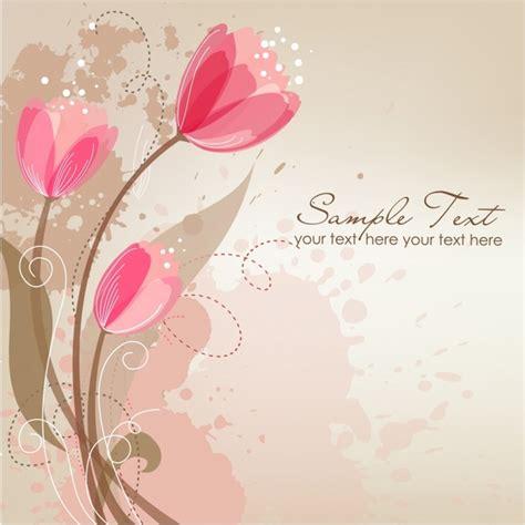 romantic flower background vector vector flower free vector free background birthday wishes free vector download 44 927