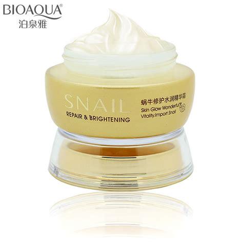 Bioaqua Ointment Anti Aging professional skin care brand bioaqua snail moisturizing hydrating anti wrinkle