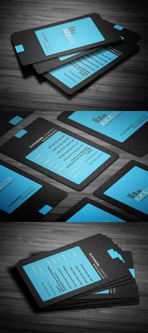 modern business card template ai 50 epic psd business card template files